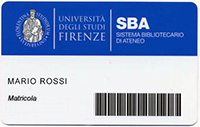 University Library System Card