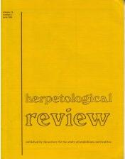 Herpetological review