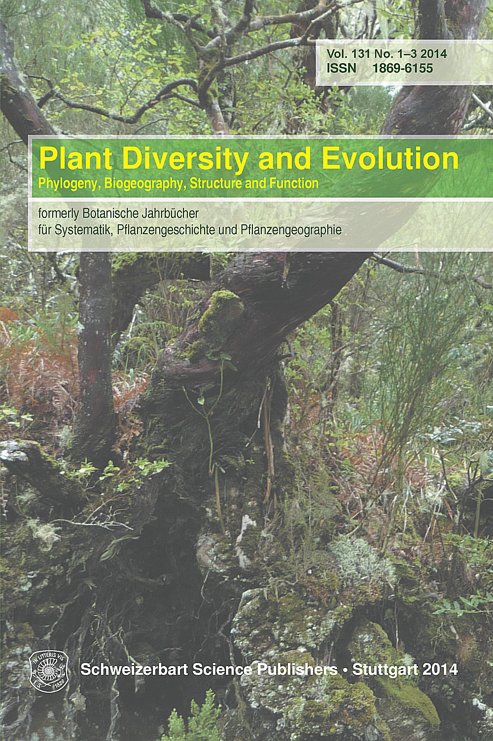 Plant diversity and evolution
