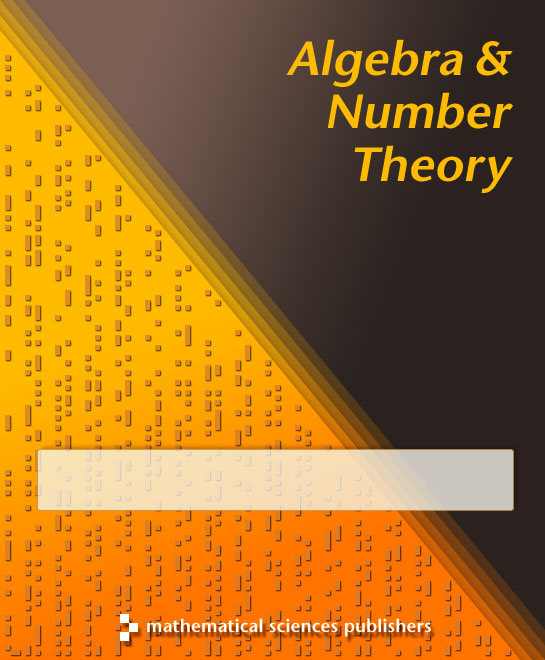 Algebra & number theory