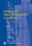 Journal of noncommutative geometry