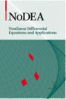 NoDEA Nonlinear differential equations and applications