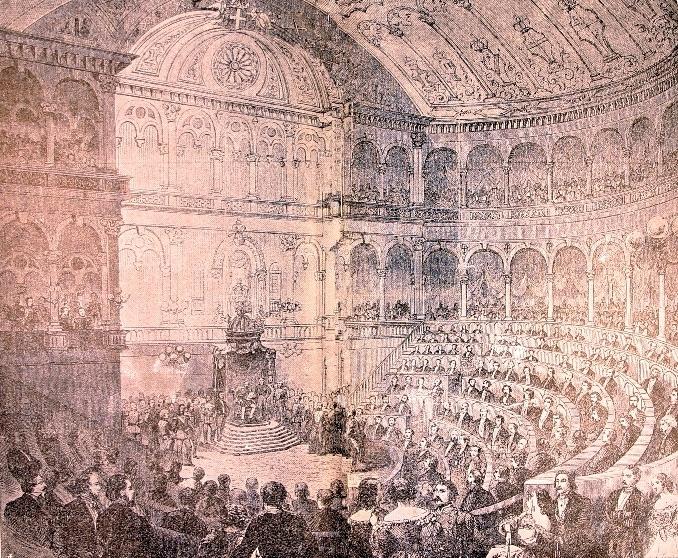 Costruire l 39 italia eventi e mostre sistema for Nuovo parlamento italiano